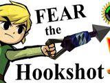 BEWARE Link's Hookshot in Legend of Zelda!