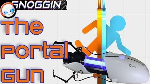 The Wondrous Portal Gun