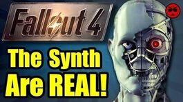 The Fallout 4 Synth Threat