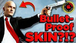 Is Hitman's Bulletproof Skin POSSIBLE