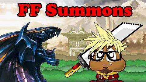 What You DIDN'T Know About Final Fantasy Summons - Game Exchange
