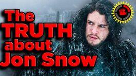 Jon Snow is THE KEY