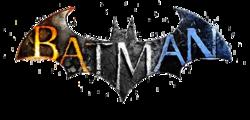 Batman Arkham logo