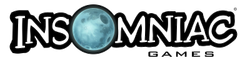 Insomniac Games - Logo