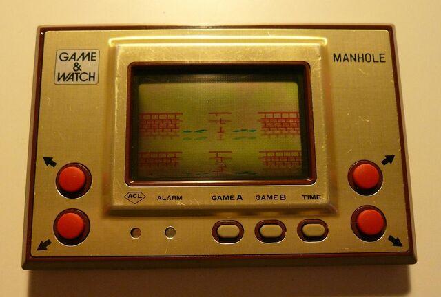 File:Manhole - Game&Watch - Nintendo.jpg