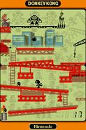 GWC-Donkey Kong Gameplay
