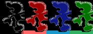 Mr Game & Watch Palette (SSBM)