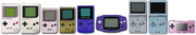 Game Boy Line Systems