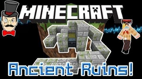 Minecraft Mods - RUINS MOD! Ancient Dungeons, Artifacts, Guardians & Exploration!