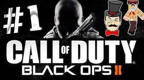 Call of Duty BLACK OPS 2 Walkthrough Part 1!