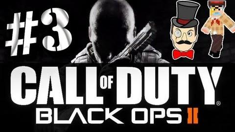 Call of Duty BLACK OPS 2 Walkthrough Part 3! Gameplay!