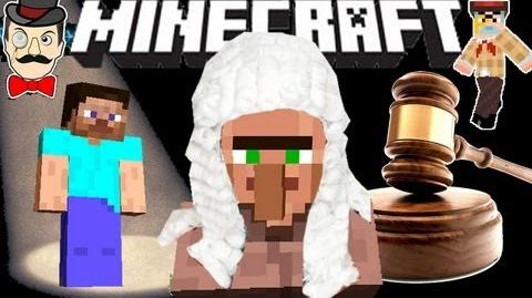 Minecraft STEVE GETS SUED !!