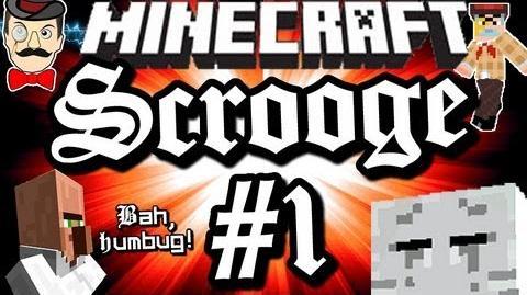 Minecraft SCROOGE - A Christmas Carol 1
