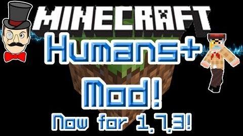 Minecraft Mods - HUMANS Mod! Assassins, Settlers, Fighting Samurai & More with Battle!