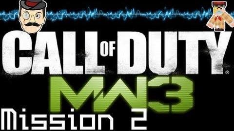 Modern Warfare 3 Playthrough Mission 2