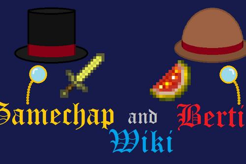 GameChap and Bertie Wiki