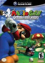 Mario Golf TT box