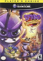 Spyro A Hero's Tail (GC)