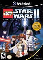 Lego Star Wars II The Original Trilogy (GC)