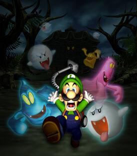 Lm luigi ghosts