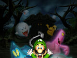 Ghosts of Luigi's Mansion