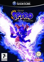 The Legend of Spyro A New Beginning (GC)