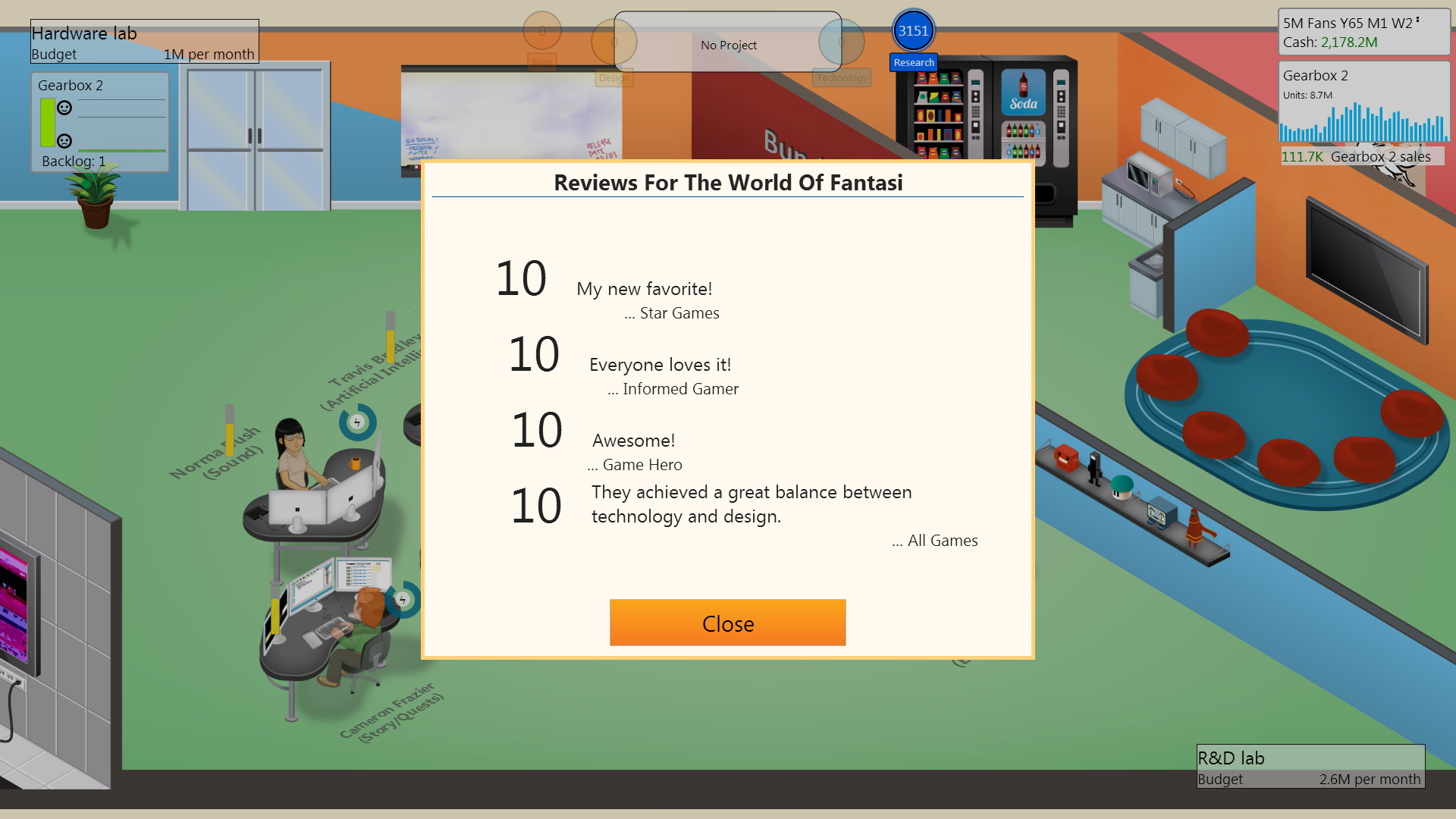Success Guide | Game Dev Tycoon Wiki | FANDOM powered by Wikia