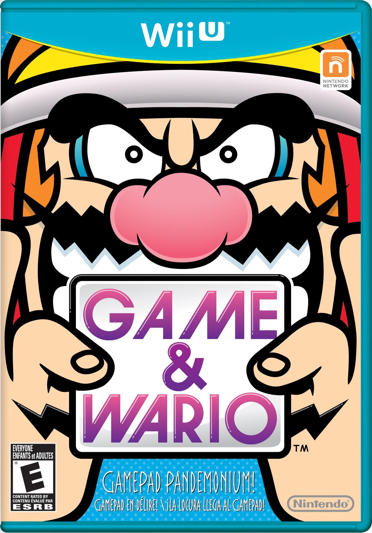 8ad694965f0e7 Game  amp  Wario
