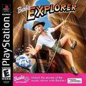 Barbie Explorer Cover