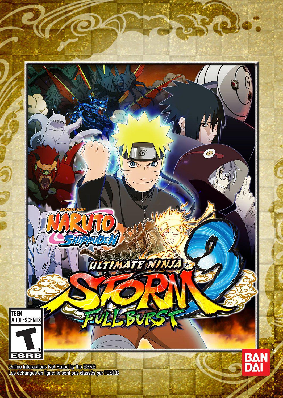 Naruto Shippuden: Ultimate Ninja Storm 3 Full Burst | Game