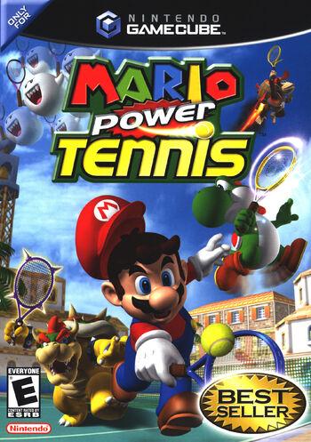 MarioPowerTennisCover