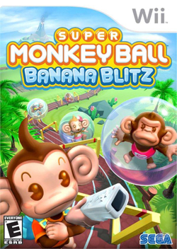 Super Monkey Ball; Banana Blitz