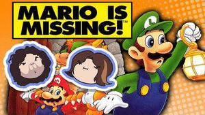 Mario Is Missing Game Grumps
