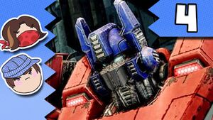Transformers Fall of Cybertron Part 4 - Eye of the Storm