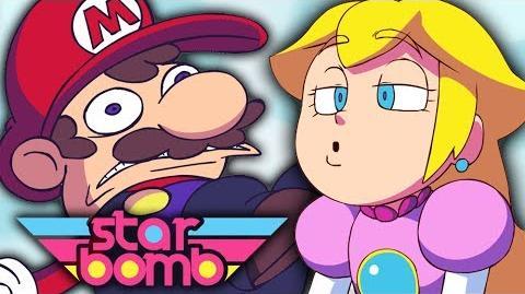 Luigi's Ballad ANIMATED MUSIC VIDEO - Starbomb