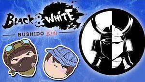 Black & White Bushido Steam Train