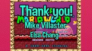 Mike Villaster and Elsa Chang Brutal Mario World