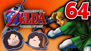 Ocarina of Time 64