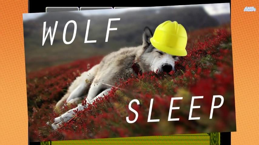 Wolf Job Game Grumps Wiki Fandom Powered By Wikia