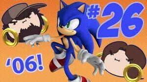 Sonic '06 26