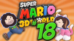 Super Mario 3D World Part 18 - Helping Each Other