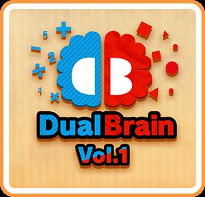 Dual Brain Vol.1 Calculation Nintendo Switch eShop