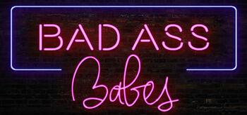 Badass Babes (Logo)