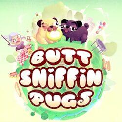 Butt Sniffin' Pugs