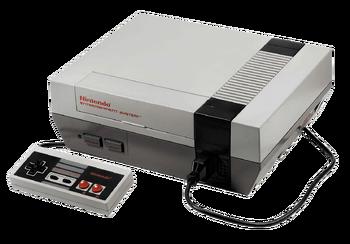 NintendoEntertainmentSystemConsole