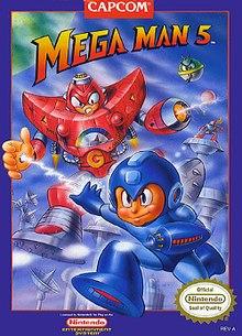 Megaman5 box