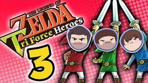 Tri Force Heroes Part 3