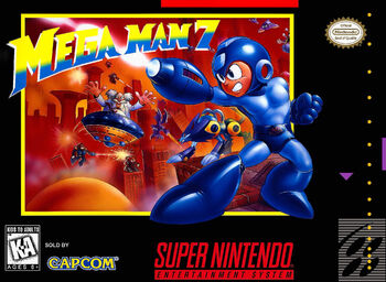 MegaMan7Cover