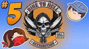 Ride to Hell 5