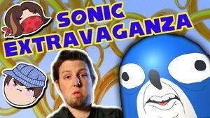 Sonic Hedgehog Extravaganza